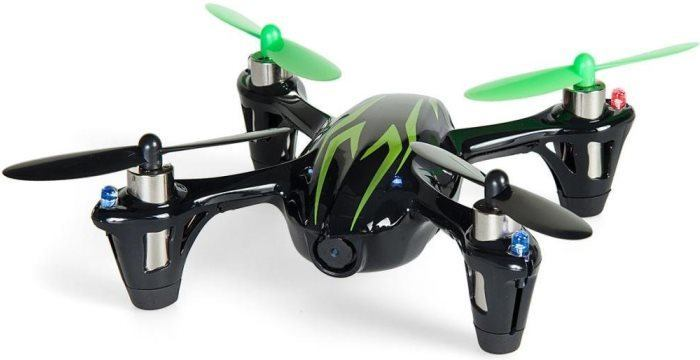 Hubsan X4 H107C Big Picture