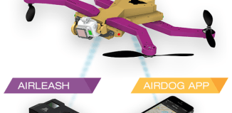 AirDog 101 Guide to The First Auto follow Drone for the GoPro Camera