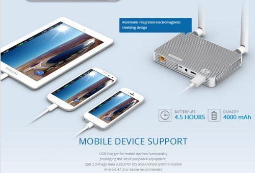 DJI LightBridge Media Support