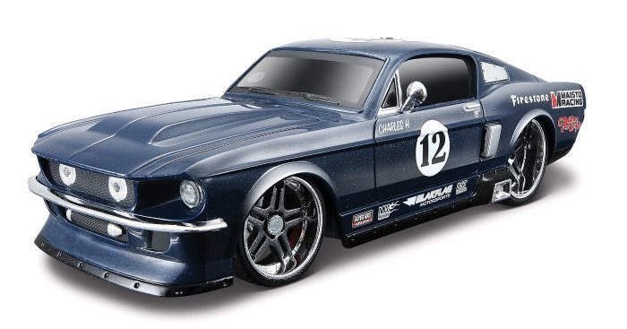 Maisto RC 1967 Ford Mustang
