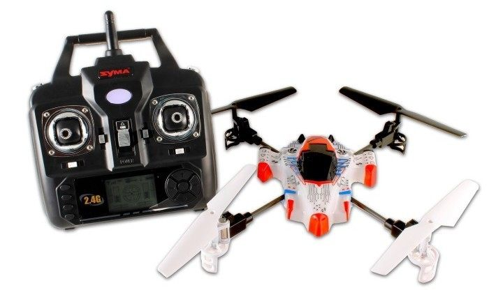 Syma X1 Quadcopter Review - UFO, Spacecraft, BumbleBee