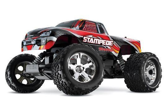 Traxxas 36054 The Stampede
