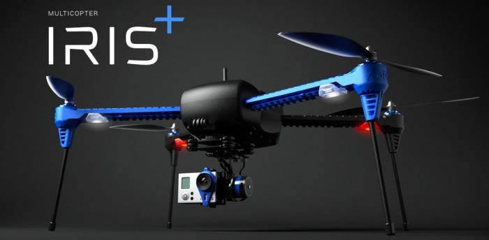 The Complete Guide to Iris Quadcopter