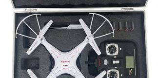 Carrying Case for Syma X5C