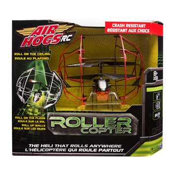 airhogs rollercopter box