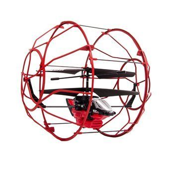 airhogs rollercopter side view