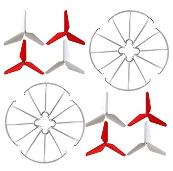 BTG 3-blade 3-leaf Upgrade Propellers
